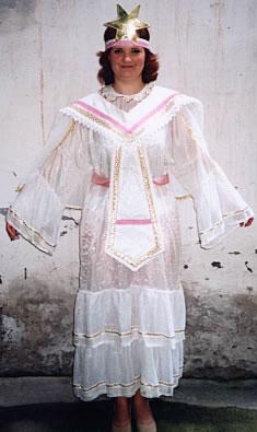 Anděl - maska na prodej