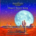 Metahudba - CD Desert Moon Song with Hemi-Sync®