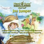 Pohádka pro děti - CD Joy Jumper (Veselý skokan)
