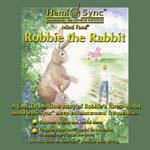 Pohádka - CD Robbie the Rabbit (Králíček Robbie)