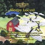Pohádka na dobrou noc - CD Sleepy Locust (Ospalá kobylka)