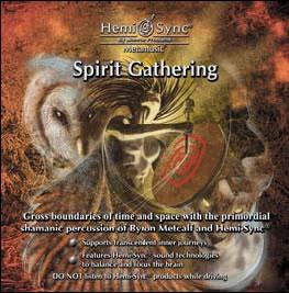 CD Spirit Gathering - Duchovní shromáždění