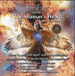 CD The Shaman's Heart - Šamanovo srdce