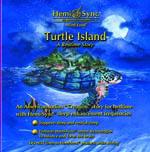 Příběh pro děti - CD Turtle Island (Želví ostrov)