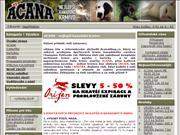 Prodej krmiva pro psy a kočky