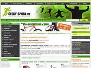 Prodej sportovních potřeb