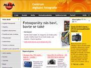 Internetový obchod na digitální fotoaparáty