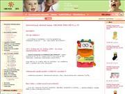 Online dětské zboží v obchodě pro děti