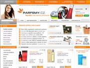Internetový obchod s parfémy a kosmetikou