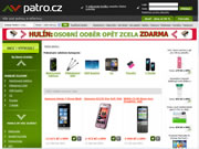 Patro.cz - online prodej mobilních telefonů, příslušenství
