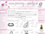 Koupit piercing a šperky z nerezové oceli