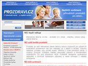 Internetový obchod s přírodními produkty pro zdraví