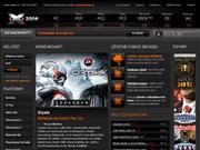 Online obchod s hrami pro PC a konzole