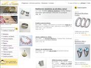 Koupit zlatý prstýnek, bižuterii a piercing